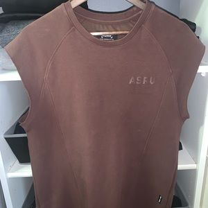Asrv drop shoulder shirt